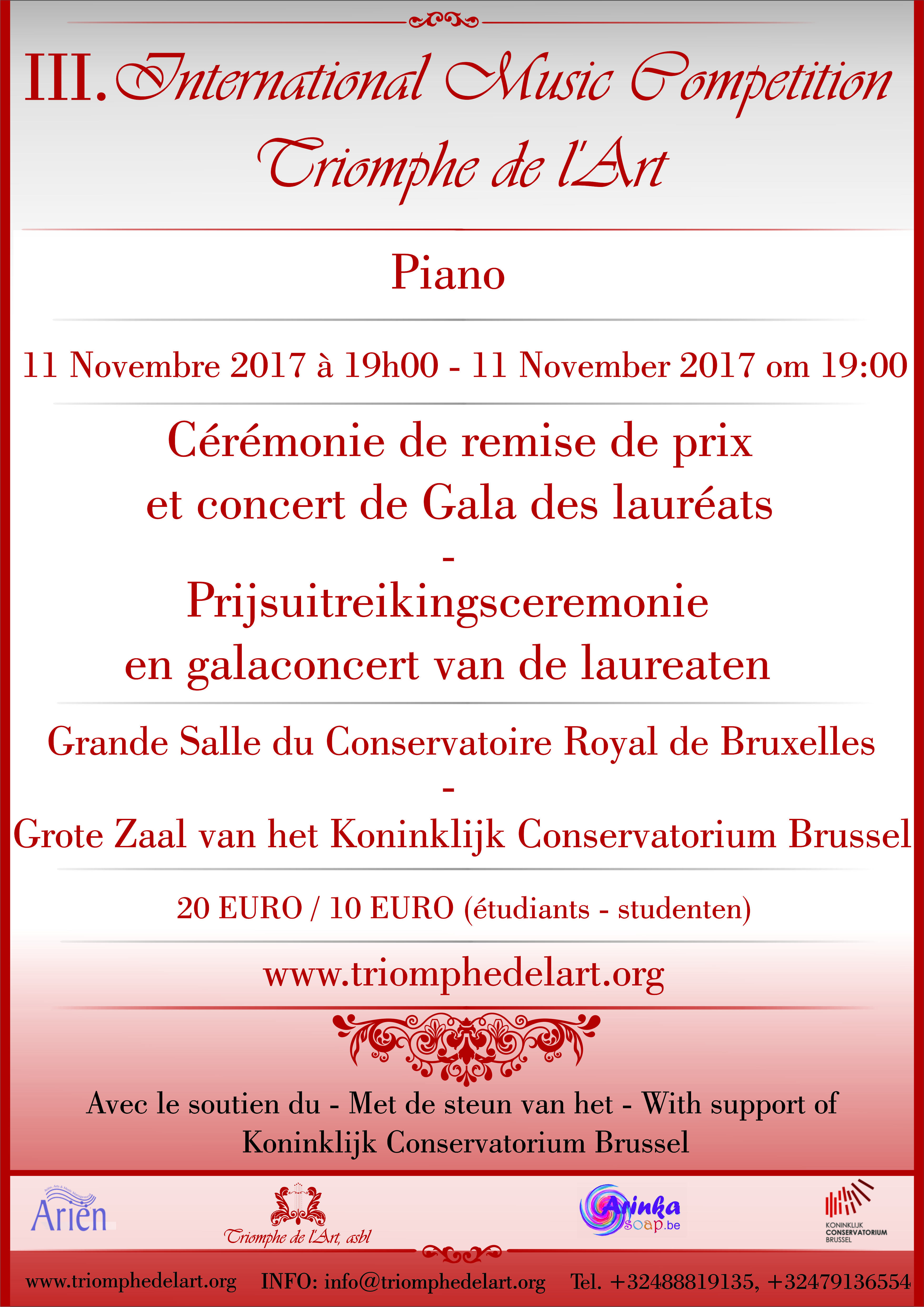 competition 2017 gala concert