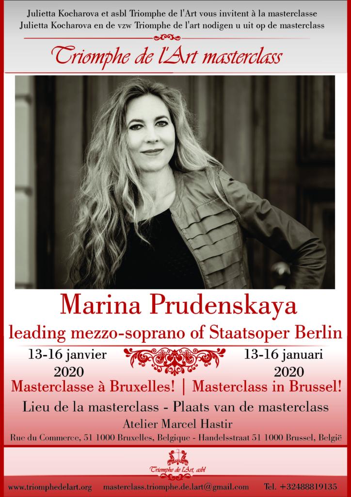 prudenskaya masterclass