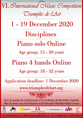 competition online 2020